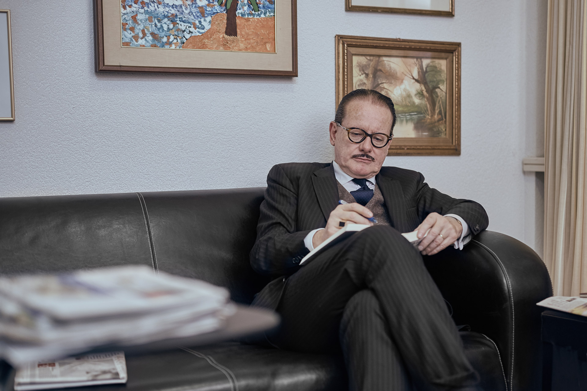 Intervista al Dr. med. Orlando Del Don Medico, docente, ricercatore, politico