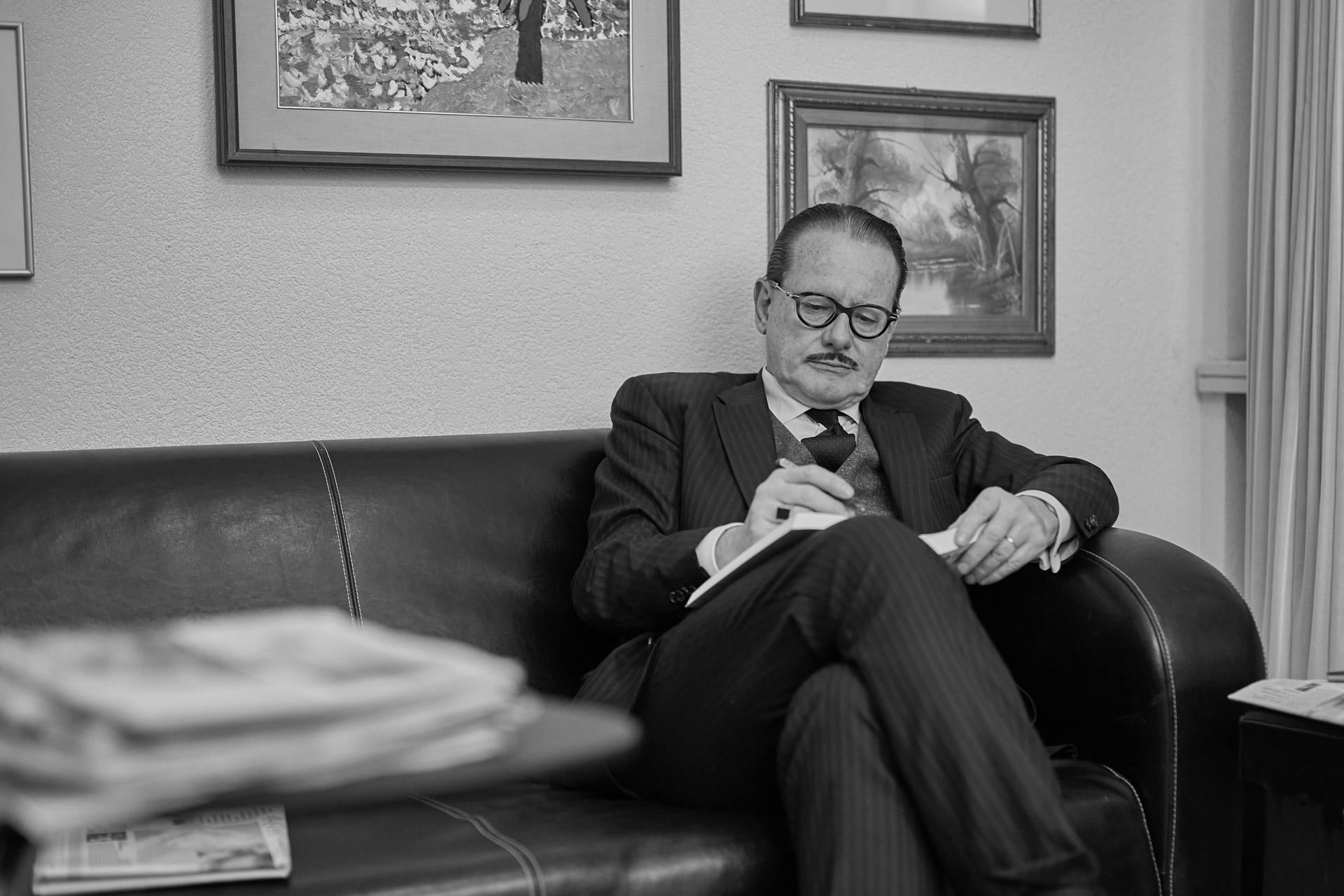 L'intervista del Corriere del Ticino al Dr. Med. Orlando Del Don