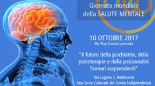 Giornata Mondiale della Salute Mentale (10.10.2017) – Evento presso My Way Services