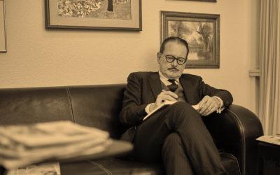 Il Dr.Orlando Del Don parla di Flamingo Edizioni a Radio Casvegno